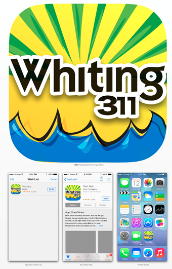Whiting 311 App